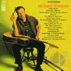 Seeger, Pete - Pete Seeger's Greatest Hits CD Cover Art