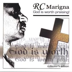 RC Marigna - God Is Worth Praising CD Cover Art