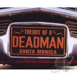 Theory Of A Deadman - Santa Monica DS Cover Art