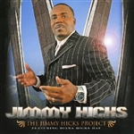 Hicks, Jimmy - Jimmy Hicks Project CD Cover Art