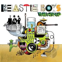 Beastie Boys - Mix-Up CD Cover Art