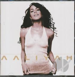 Aaliyah - Aaliyah CD Cover Art