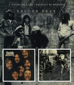 Dr. Hook - Doctor Hook/Sloppy Seconds/Belly Up! CD Cover Art