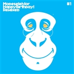 Modeselektor - Happy Birthday! Remixed #1 LP Cover Art