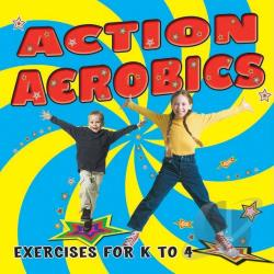 Action Aerobics CD Cover Art