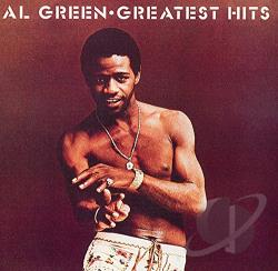 Green, Al - Al Green's Greatest Hits CD Cover Art