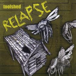 Toolshed - Relapse CD Cover Art