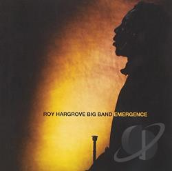 Hargrove, Roy / Hargrove, Roy Big Band - Emergence CD Cover Art