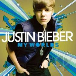 Bieber, Justin - My Worlds CD Cover Art