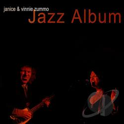 Zummo, Janice & Vinnie - Jazz Album CD Cover Art