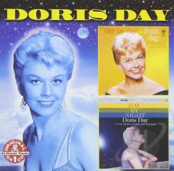Day, Doris - Day by Day/Day by Night CD Cover Art