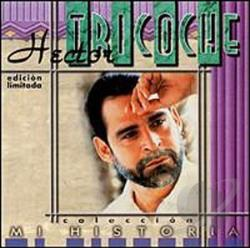 Tricoche, Hector - Mi Historia CD Cover Art