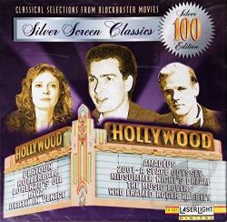 Silver Screen Classics Vol. 1 CD Cover Art