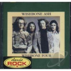 Wishbone Ash - Wishbone Four CD Cover Art