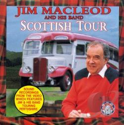 Macleod, Jim - Scottish Tour CD Cover Art
