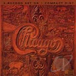 Chicago - Chicago VII CD Cover Art