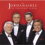Jordanaires - Christmas Album CD Cover Art