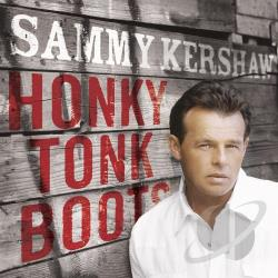 Kershaw, Sammy - Honky Tonk Boots CD Cover Art