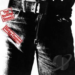 Rolling Stones - Sticky Fingers CD Cover Art