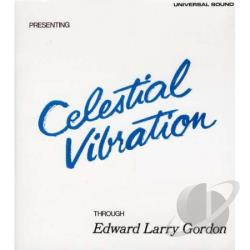 Laraaji / Larry, Edward Gordon - Celestial Vibration CD Cover Art