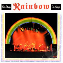 Rainbow - On Stage CD Cover Art