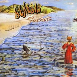 Genesis - Foxtrot CD Cover Art