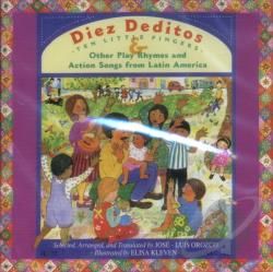 Orozco, Jose-Luis - Diez Deditos CD Cover Art