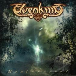 Elvenking - Heathenreel CD Cover Art
