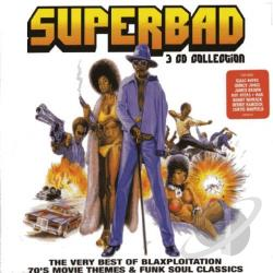 Superbad CD Cover Art