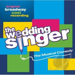 Original Broadway Recording - Wedding Singer CD Cover Art
