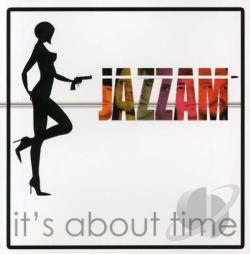 Jazzam - Its About Time CD Cover Art