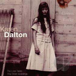 Dalton, Karen - Green Rocky Road CD Cover Art