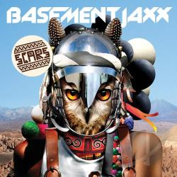 Basement Jaxx - Scars CD Cover Art