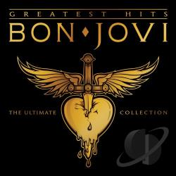 Bon Jovi - Bon Jovi Greatest Hits CD Cover Art