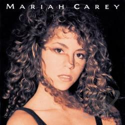 Carey, Mariah - Mariah Carey CD Cover Art