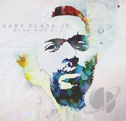 Clark, Gary JR. - Blak and Blu CD Cover Art