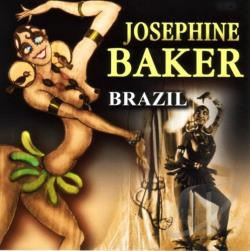 Baker, Josephine - Brazil CD Cover Art
