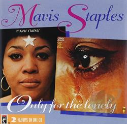 Staples, Mavis - Only for the Lonely CD Cover Art