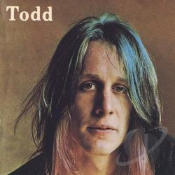 Rundgren, Todd - Todd CD Cover Art