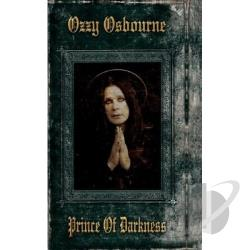 Osbourne, Ozzy - Prince of Darkness CD Cover Art