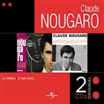 Nougaro, Claude - Le Cinema/Je Suis Sous... CD Cover Art