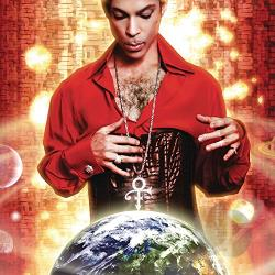 Prince - Planet Earth CD Cover Art