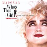 Madonna - Who's That Girl DB Cover Art
