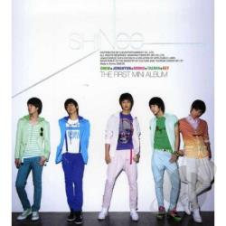 Shinee - Replay CD Cover Art
