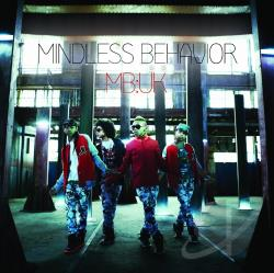 Mindless Behavior - MB: Uk DS Cover Art
