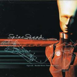 Spineshank - Height of Callousness CD Cover Art