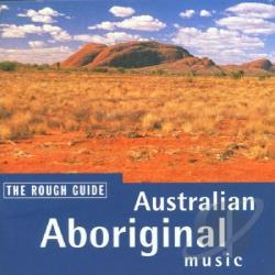 Rough Guide To Australian Aboriginal Music CD Cover Art