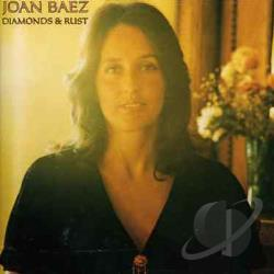Baez, Joan - Diamonds & Rust CD Cover Art