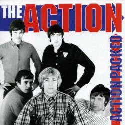 Action - Action Packed CD Cover Art