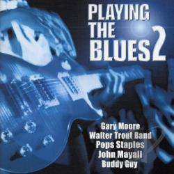 Playing The Blues 2 CD Cover Art